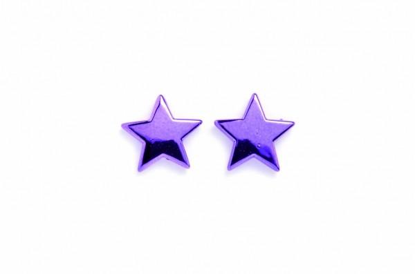 Sterne lila