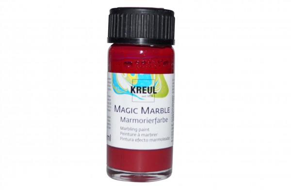 Marmorier-Farbe Magenta
