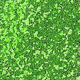 hellgrün Glitter