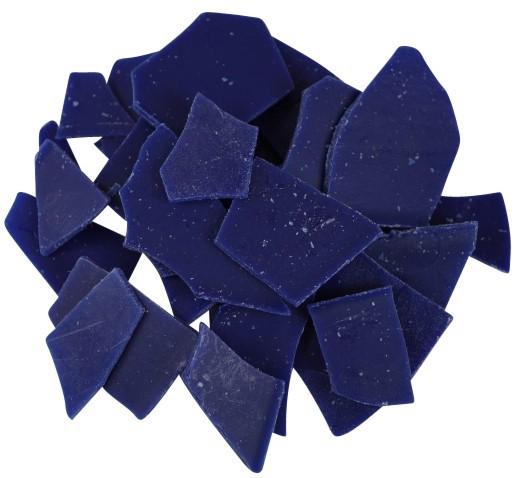 Wachssplitter blau 100g