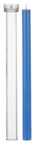 Stabkerzen-Gießform 22x305mm