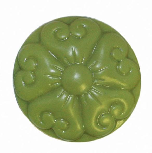 Flüssigfarbe Sapolina opak olivgrün