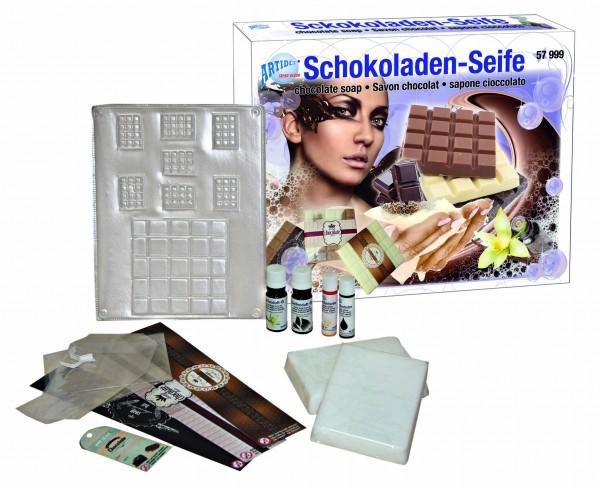 Schokoladenseife Set