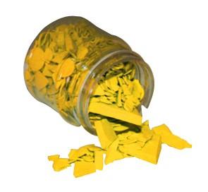 Wachsfarbpigment-Konzentrat zitronengelb