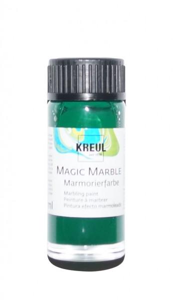 Marmorier-Farbe Grün