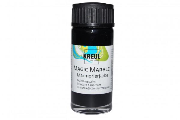 Marmorier-Farbe Schwarz