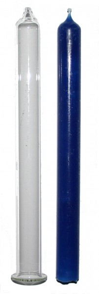 Stabkerzen-Gießformen 22x250mm