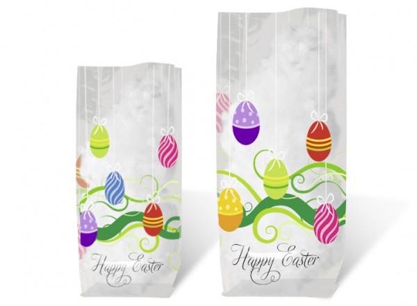 Geschenk-Bodenbeutel Happy Easter gross