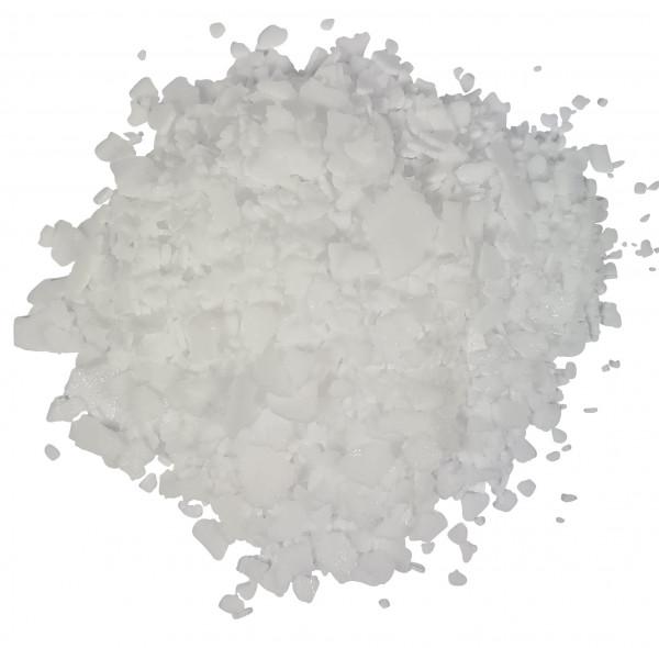 Kristall-Struktur-Stearin