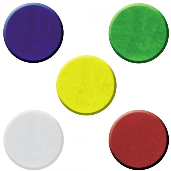 Wachs-Farbpigment-Set