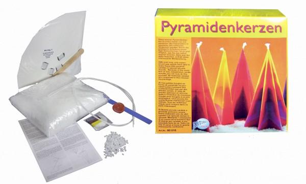 Pyramindenkerzen-Set