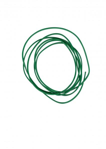 Wachsschnur dunkel lindgrün