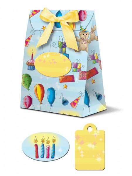 Geschenkboxen Happy Birthday