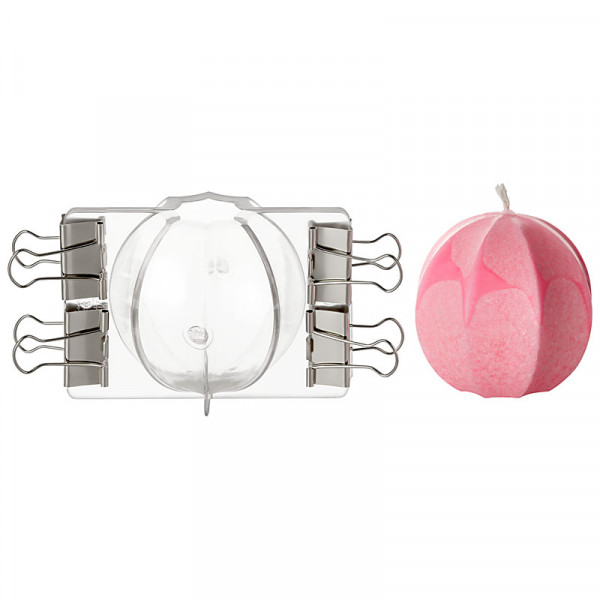 Frucht Kerzengießform