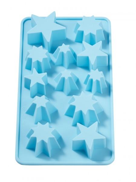 Sterne-Seifengießform