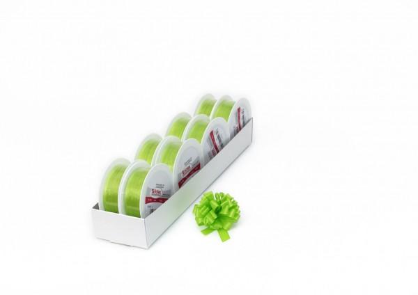 Ziehschleife hellgrün