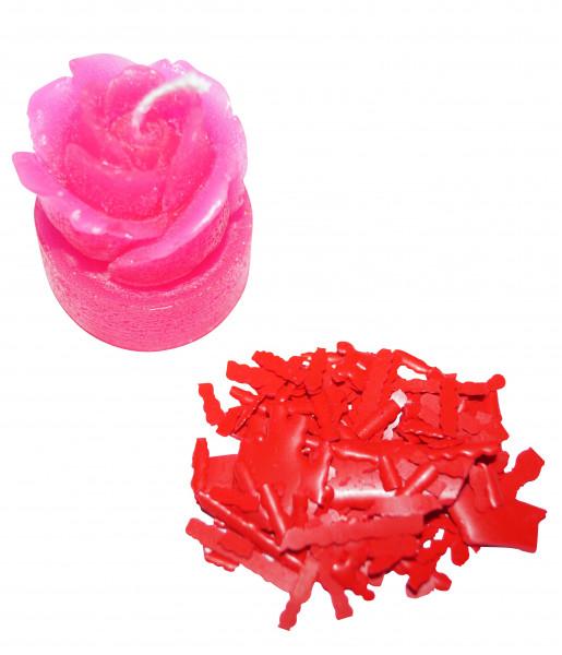 Kerzenfarbe Pigment neonrosa