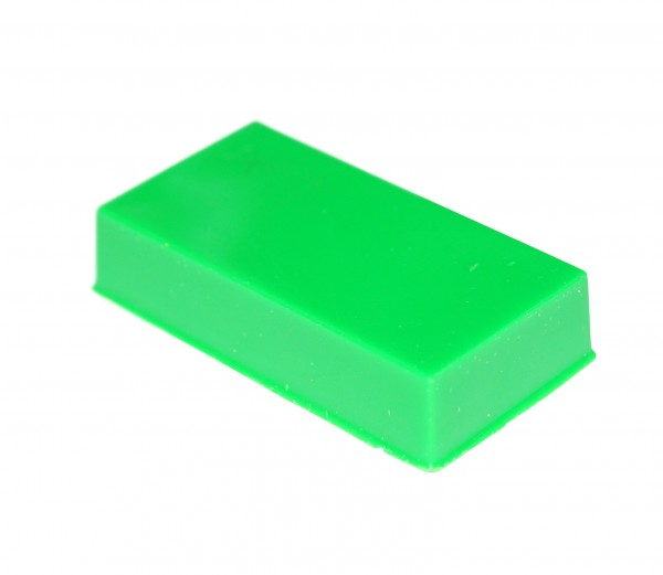 Wachsfarbpigmente neon grün