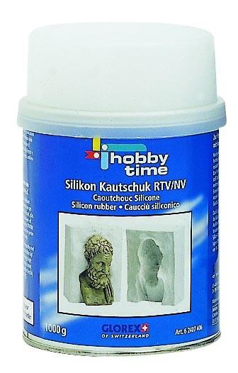 Silikon-Kautschuk 1kg