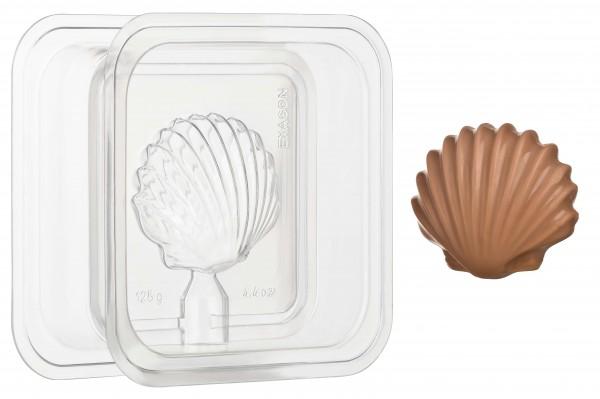 Muschel II 3D Seifengießform