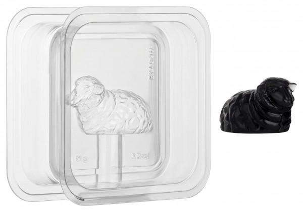 Schaf 3D Seifengießform