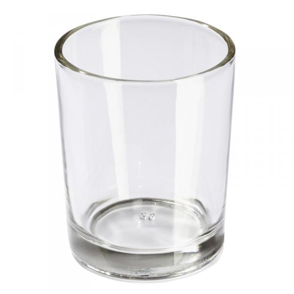 Teelichtglas 10 Stück