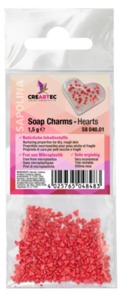 Charms Soap Herzen