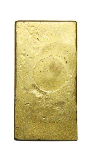 Enkaustic Metallicfarbe gold