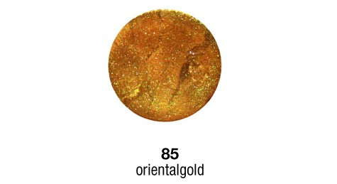Pulverfarbe Sapolina oriental gold