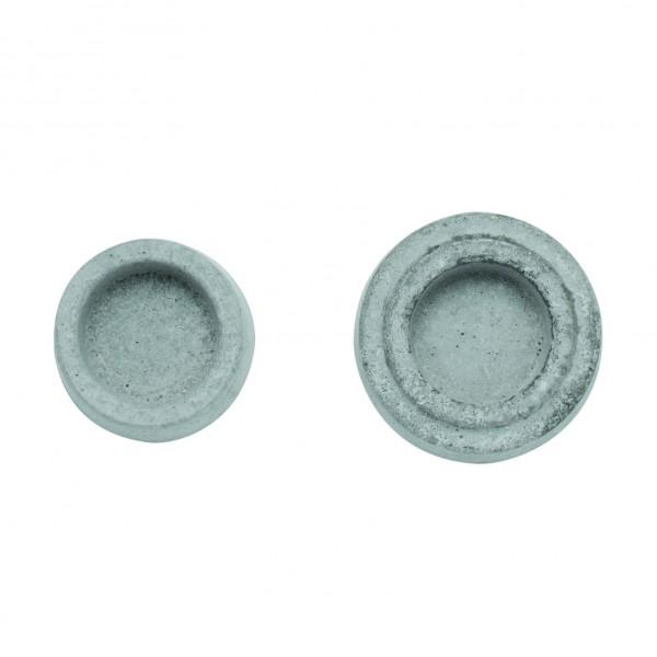 Teelichthalter rund Betongießform