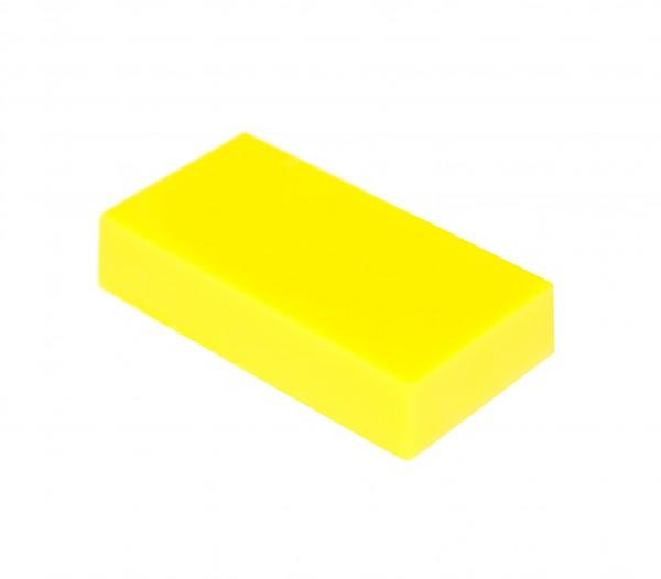 Wachsfarbpigmente neon gelb