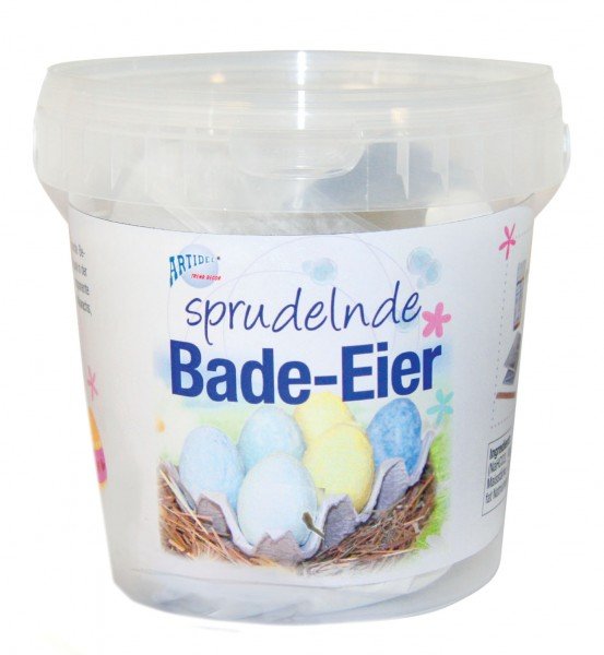 Bade-Eier-Set sprudelnd 400g