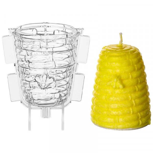 Bienenkorb Kerzengießform