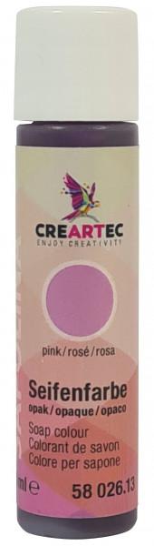 pink Flüssigfarbe Sapolina opak