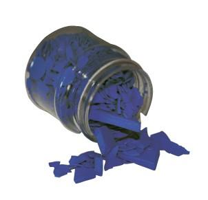 Wachsfarbpigment-Konzentrat dunkelblau