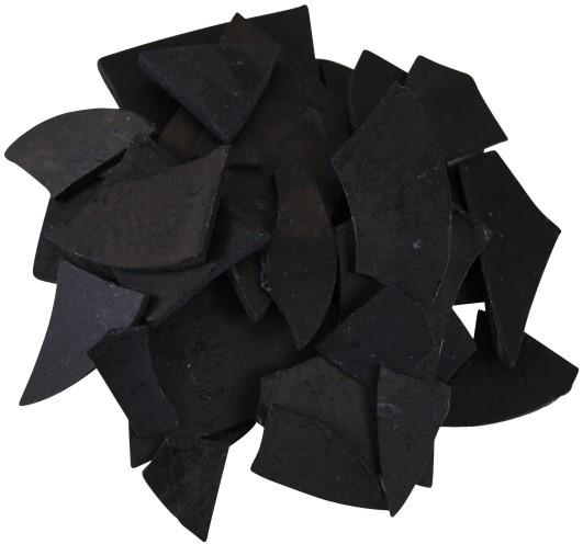 Wachssplitter schwarz 100g