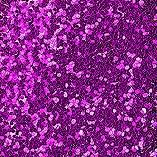 lila Glitter