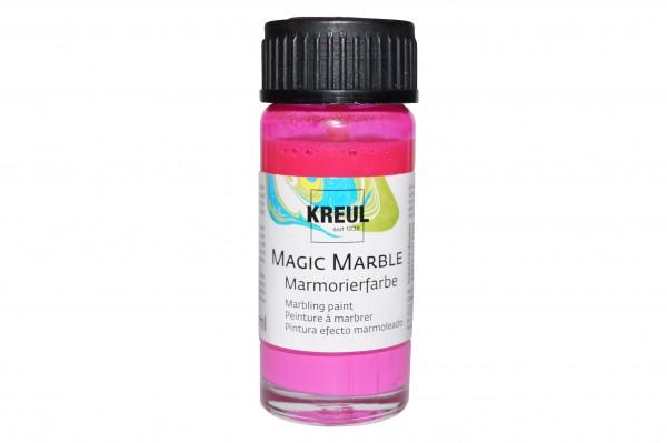 Marmorier-Farbe Neonpink