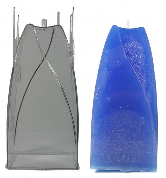 Doppelbogen Kerzengießform
