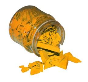 Wachsfarbpigment-Konzentrat maisgelb