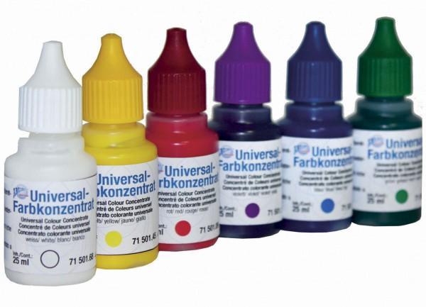 Universal-Farbkonzentrat ocker