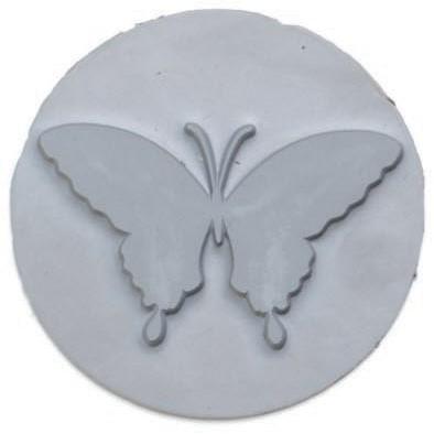 Schmetterling rund 60mm