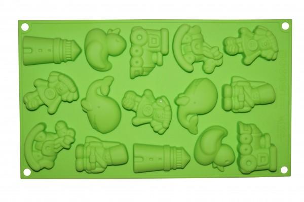 Toys Seifengießform