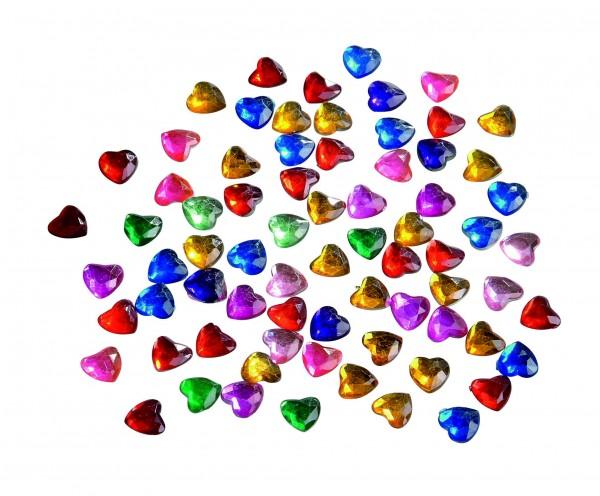 Schmuck-Steine Herzen