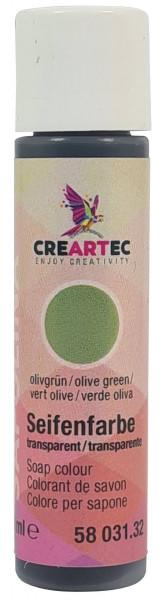 olive Flüssigfarbe Sapolina