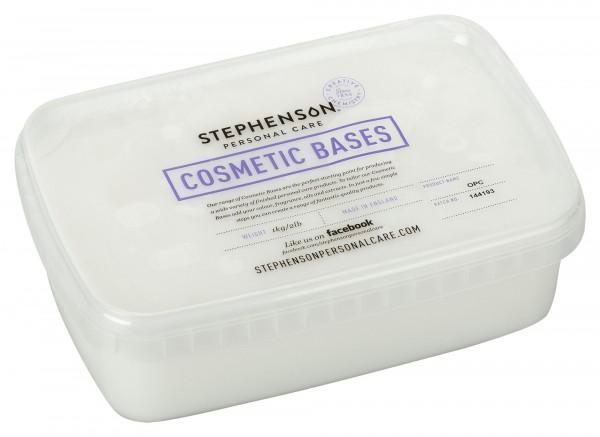 Foaming Bath Butter Rohseife OPC 1kg im Schmelzbehälter
