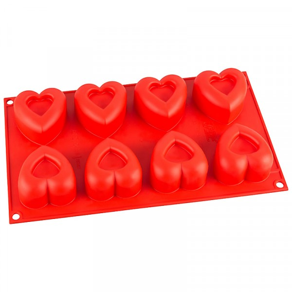 Herzen 8fach