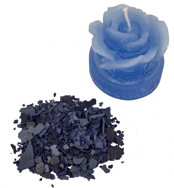 Kerzenfarbe Pigment hellblau