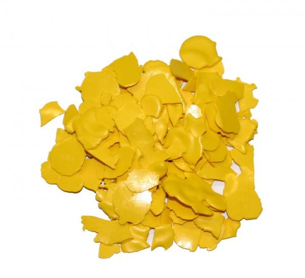 Kerzenfarbe Pigment gelb