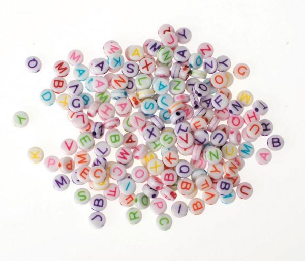 Alphabet farbig 50g